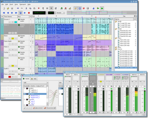 mixing software